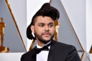 The Weeknd and Belly Pull Out of 'Kimmel' Performance Due to Trump Presence