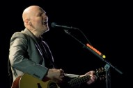 Billy Corgan Threatens to Knock Out Stage Crasher