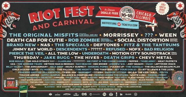 Riot Fest Chicago Riot Fest - Www imagez co