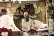 Grimes Dances to 'California' in Her New Video