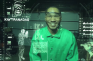 Kaytranada and His Robo Buddy Dance Away to 'Lite Spots'