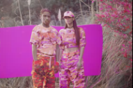 A$AP Mob and Juicy J Rock the TV Set in Their 'Yamborghini High' Video