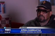 Afrika Bambaataa Addresses Child Molestation Allegations for First Time on TV
