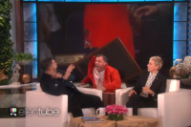 Drake Played 'Never Have I Ever' With Ellen DeGeneres