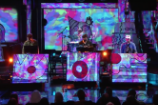 Watch Animal Collective Light Up 'Colbert' With Psychedelic 'FloriDada'