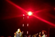 Arcade Fire's Win Butler Performed David Bowie's 'Rebel Rebel' With Kurt Vile Last Night