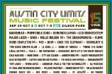 Austin City Limits 2016 Lineup: Kendrick Lamar, LCD Soundsystem, Kacey Musgraves, and More