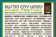Austin City Limits 2016 Lineup: Kendrick Lamar, LCD Soundsystem, Kacey Musgraves, and More