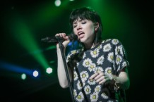 Hedley With Carly Rae Jepsen And Francesco Yates In Concert - Ottawa, ON