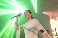 Chairlift's Caroline Polachek and PC Music's Danny L Harle Spread the 'Ashes of Love'