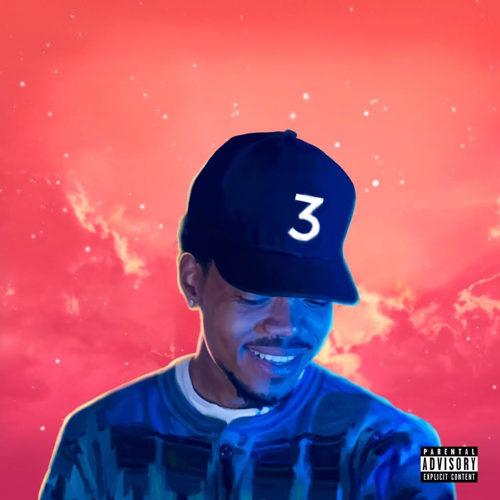 Download Chance The Rapper S Coloring Book Now Spin