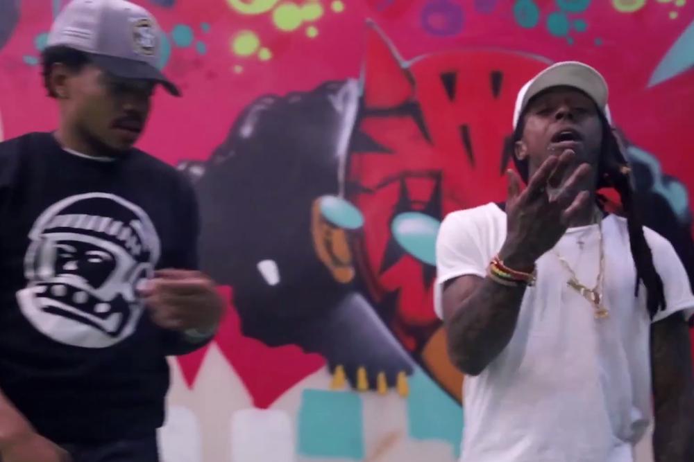 Chance the Rapper Lil Wayne No Problem