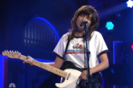 'Nobody Really Cares If You Don't Go to the Party' When You Can Watch Courtney Barnett on 'SNL' Instead