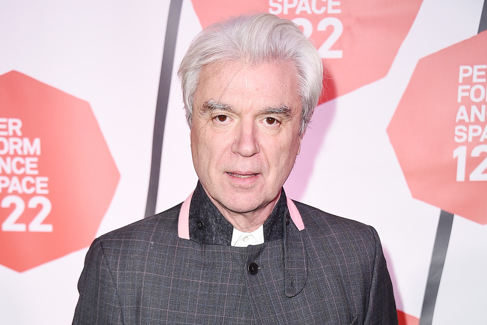 David Byrne Has Written a Musical About Joan of Arc   SPIN