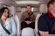 Demi Lovato and Nick Jonas Join James Corden for Some 'Carpool Karaoke'