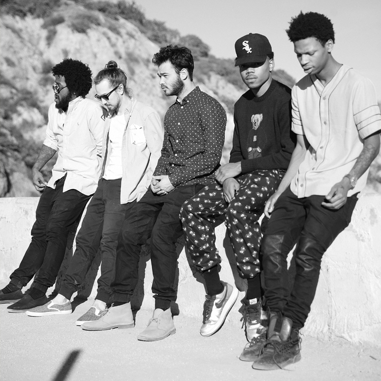 donnie trumpet and the social experiment chance the rapper surf bonus material stream