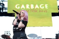Garbage Share Prophetic New Single, 'Even Though Our Love Is Doomed'