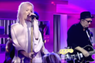Garbage Ripped Through 'Empty' on France's 'C à vous' Last Night
