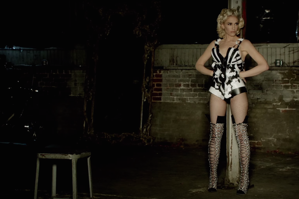 Gwen Stefani S Misery Video Employs High Fashion And