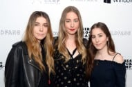 HAIM Cover Prince, Tease New Music at Tour Kickoff