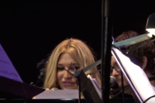kesha-ben-folds-los-angeles-concert-billboard-dr-luke-bob-dylan-cover-sleazy-video-watch