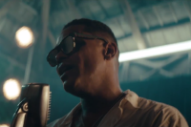 Maxwell Takes it Back to His Ancestry for 'Lake By the Ocean' Video