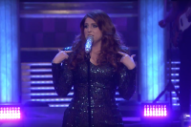 Meghan Trainor Rips Through 'Me Too' on 'Tonight Show'