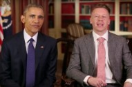 Barack Obama and Macklemore Team Up to Discuss Opioid Addiction