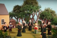 Radiohead's 'Burn the Witch' Video Breaches Copyright, According to 'Trumpton' Animator's Family