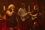 Sheer Mag Tell 'Seth Meyers' Audience They're 'Nobody's Baby'
