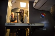 VÉRITÉ Performs Surprise Set on Southwest Airlines Flight to Costa Rica