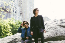 tegan and sara, love you to death, interview