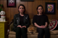 Tegan and Sara Wear Hangdog Expressions in Their '100x' Video