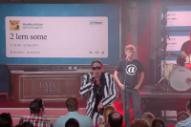 'Weird Al' Yankovic Solves 'Word Crimes' on 'Colbert'