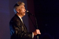 David Lynch Is Hosting His Own Two-Day Music Festival