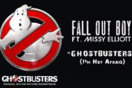 'Ghostbusters' Calls on Fall Out Boy and Missy Elliott for New Title Theme