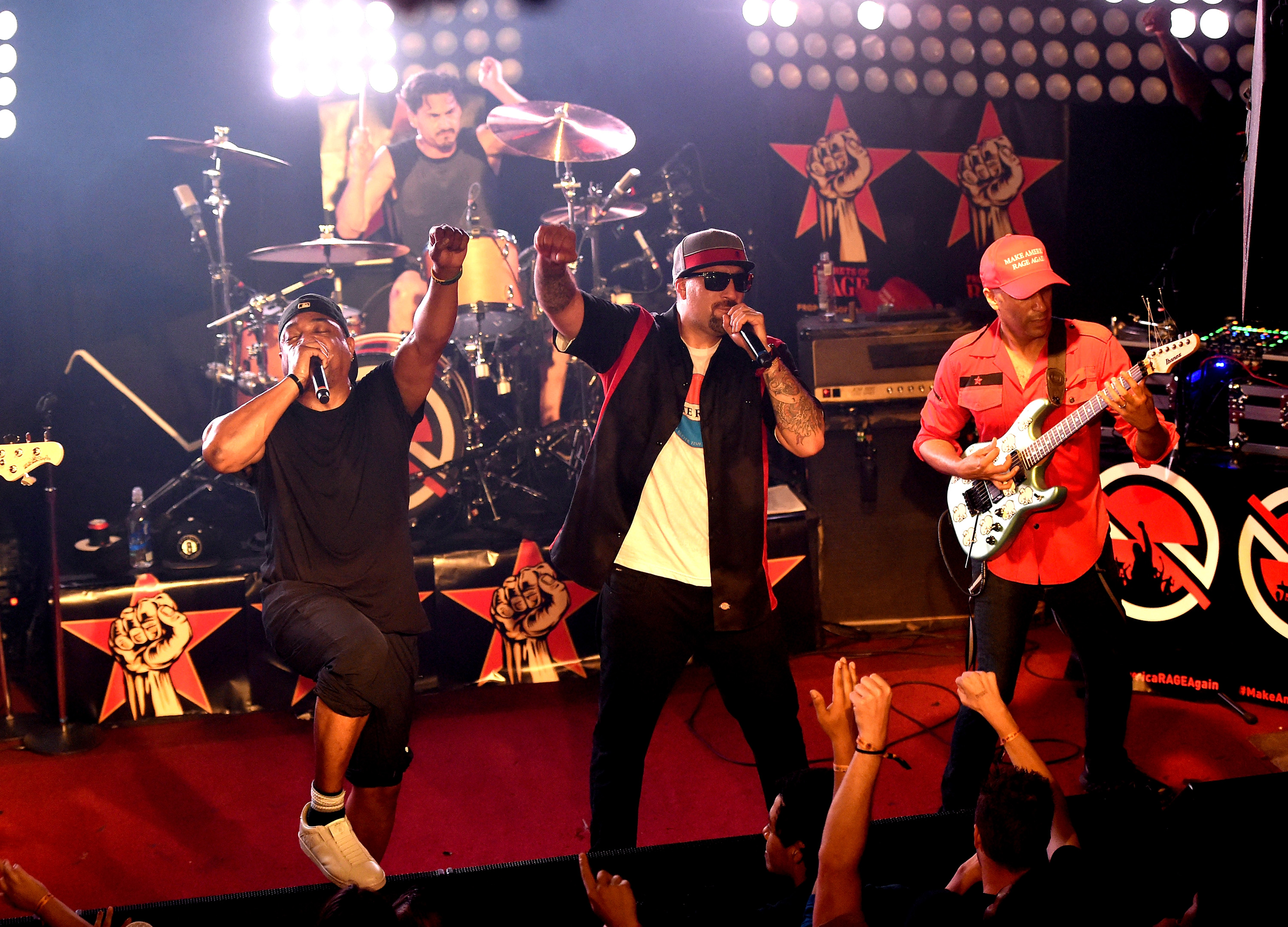 Prophets of Rage Played Their First Show, and the Set List