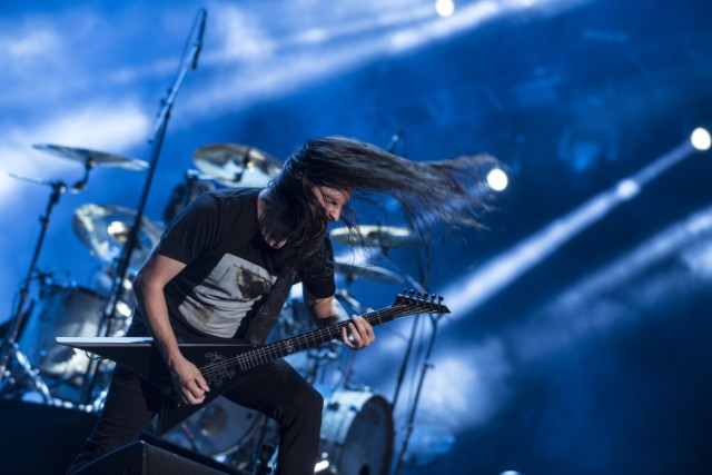 Gojira at 2015 Rock in Rio - Day 02