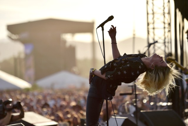 The Kills at 2016 Coachella Valley Music And Arts Festival - Weekend 2 - Day 1The Kills at 2016 Coachella Valley Music And Arts Festival - Weekend 2 - Day 1