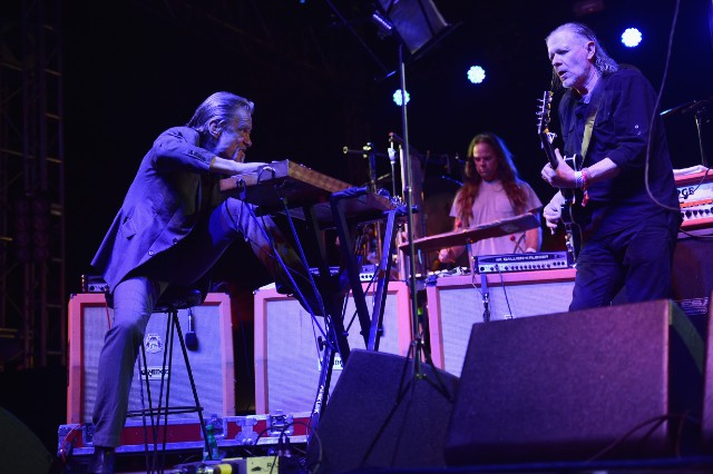 Swans at 2015 Coachella Valley Music And Arts Festival - Weekend 1 - Day 2
