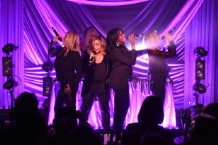 All Saints at Late Night at Ronnie Scott's: VEVO Artist Showcase - Advertising Week Europe 2016 - Day 3