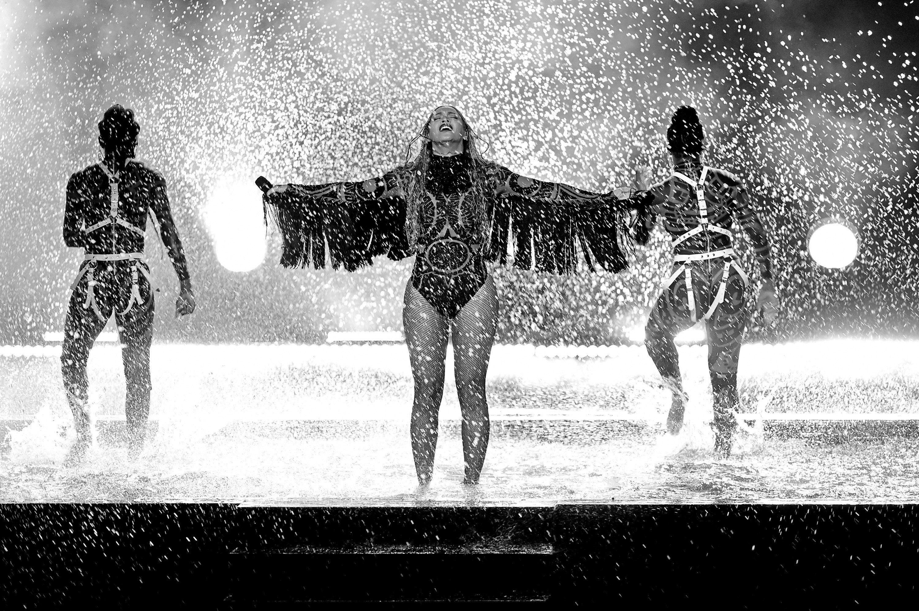 Beyonce at the 2016 BET Awards - Show
