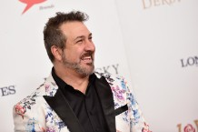 Joey Fatone - 142nd Kentucky Derby - Red Carpet
