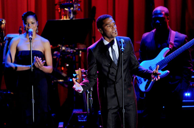 Maxwell - 52nd Annual GRAMMY Awards - Salute To Icons Honoring Doug Morris - Show
