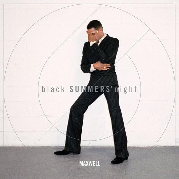 Maxwell's blackSUMMERS'night