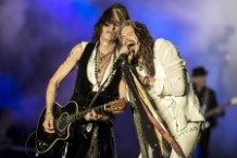 Aerosmith at DOWNLOAD Festival 2014 - Day 3