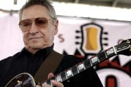 Elvis Presley Guitarist and Right-Hand Man Scotty Moore Has Died