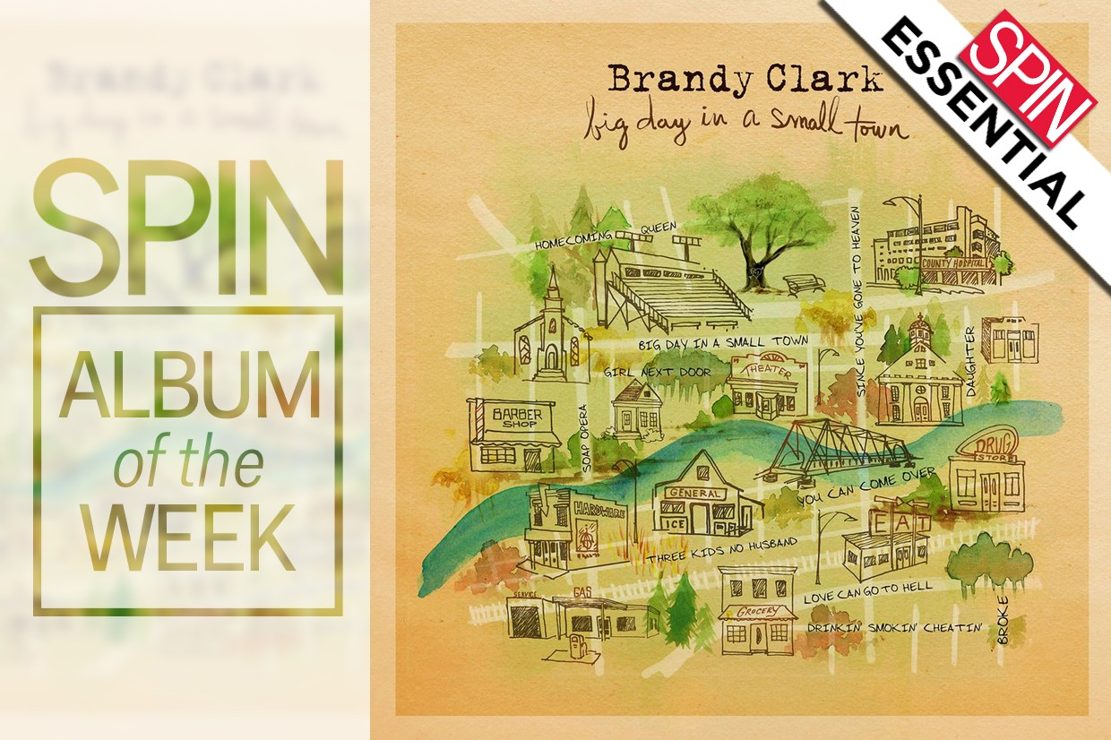 Brandy Clark's Big Day in a Small Town