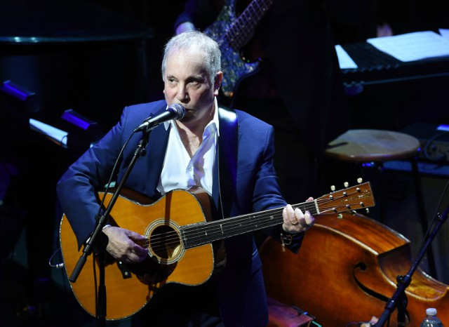 Paul Simon at The Nearness of You Benefit Concert