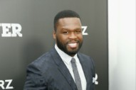 "50 Cent Arrested for Saying ""Motherf**ker"""